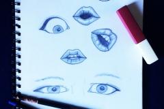 draw-eyes-lips