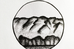 draw-montain-dot