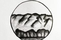 draw-montain-dot